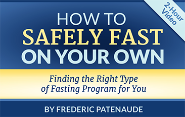 How to safely fast on your own